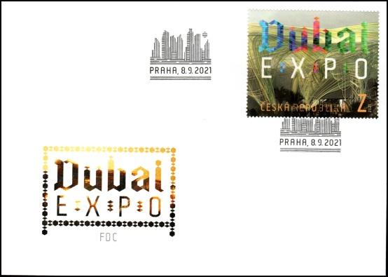 EXPO 2021 Dubai - aršík