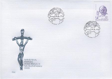 FDC Ján Pavol II