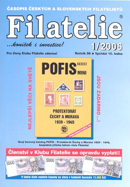 Filatelie 1/2006