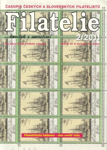 Filatelie 2/2011