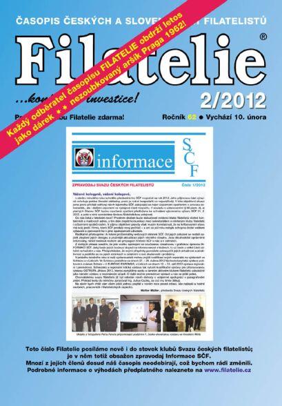 Filatelie 2/2012