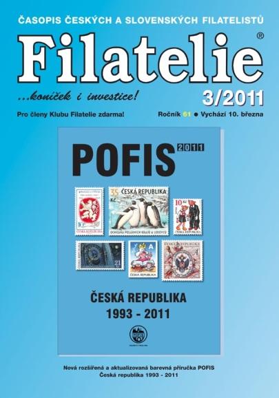 Filatelie 3/2011