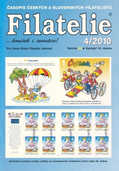 Filatelie 4/2010