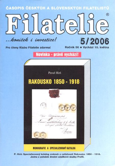 Filatelie 5/2006