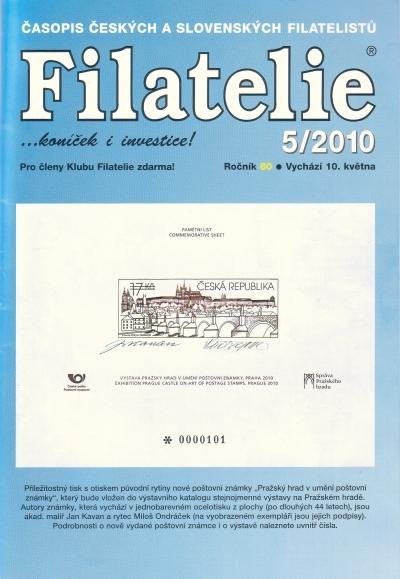Filatelie 5/2010