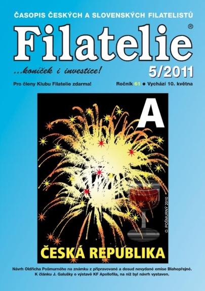 Filatelie 5/2011
