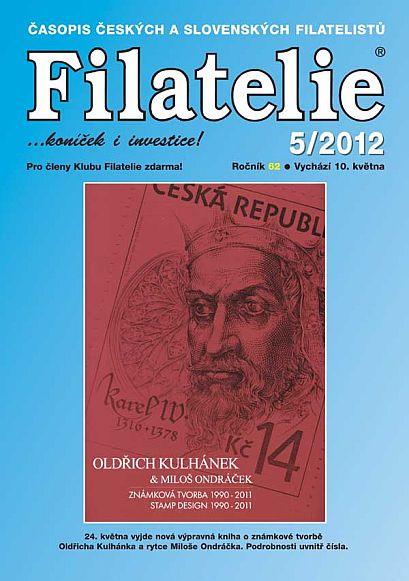 Filatelie 5/2012