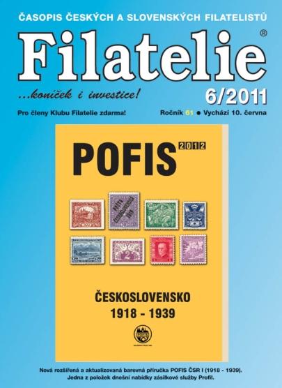 Filatelie 6/2011