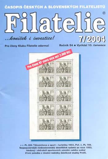 Filatelie 7/2004