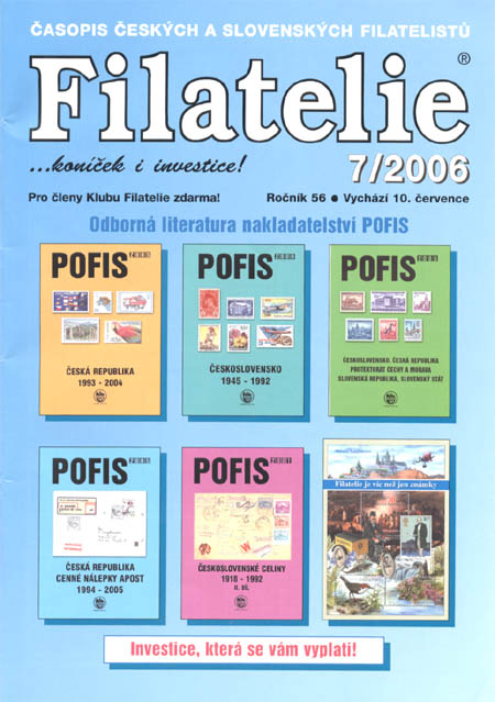 Filatelie 7/2006