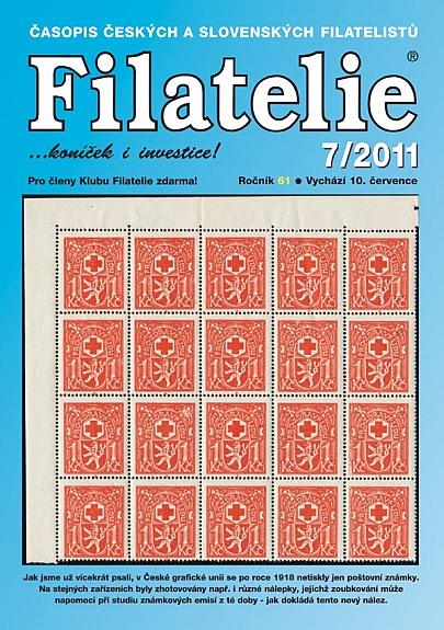 Filatelie 7/2011