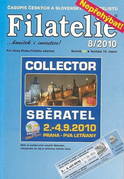 Filatelie 8/2010