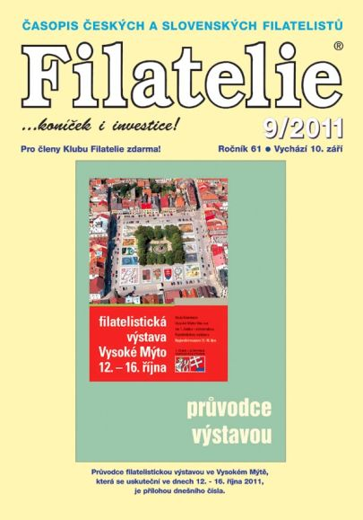 Filatelie 9/2011