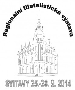 Filatelistická výstava Svitavy 2014