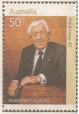 Frank Lowy – austrálska známka, ktorá by nemala chýbať v zbierkach futbalu