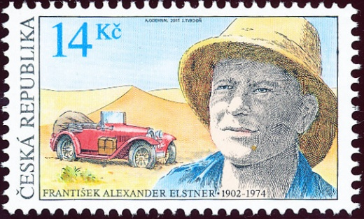František Alexander Elstner (1902 - 1974)