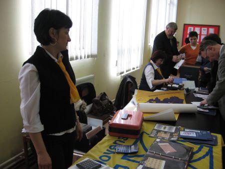 Inaugurácia Poštovej známky Čierny Brod