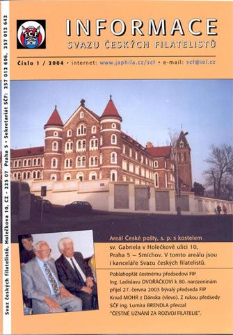 Informace SČF 1/2004