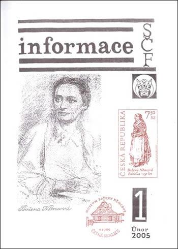 Informace SČF 1/2005