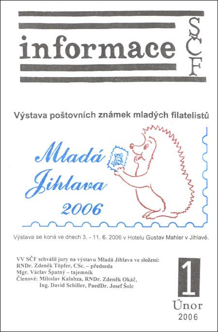 Informace SČF 1/2006