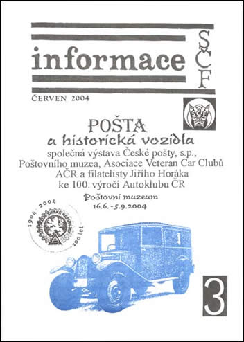 Informace SČF 3/2004