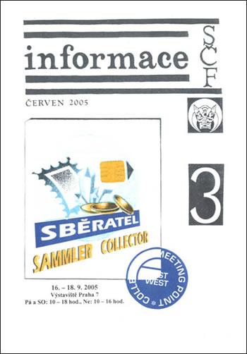 Informace SČF 3/2005