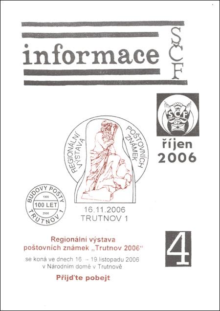 Informace SČF 4/2006