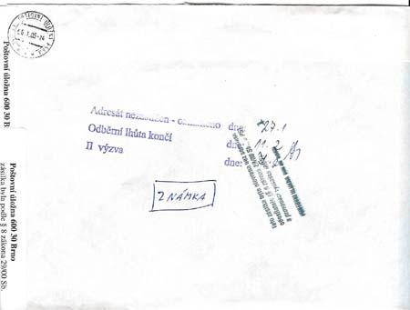 Jak jsem se (ne)zúčastnil ankety o nejkrásnější poštovní známku