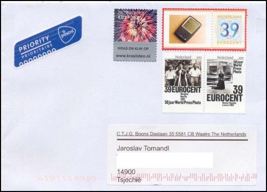 Jak na poštou prošlé známky