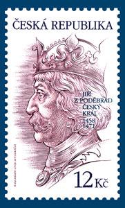 Jiří z Poděbrad - 550 let od zvolení českým králem