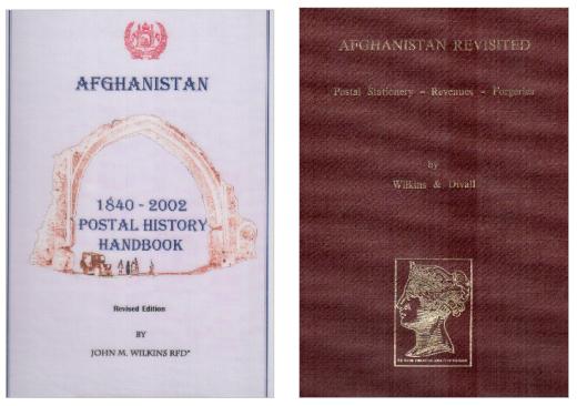 John Wilkins - významný sběratel a znalec známek Afghánistánu