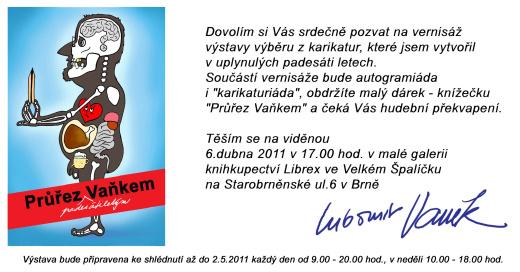 Jubilant Lubomír Vaněk - 50