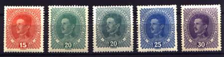 Karel I., Císař rakouský, Král český a uherský