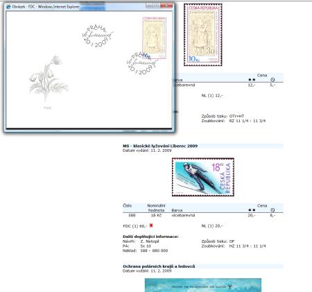 Katalog poštovních známek - Česká republika (1993-2009) - World Philately 2010 - NOVINKA!