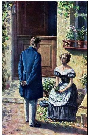 Když se páry namlouvají, nemusí to být jen v máji...
