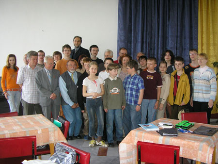 Kongres mladých filatelistov a finále olympiády v Nitre