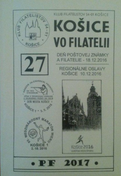 Košice vo filatelii č. 27