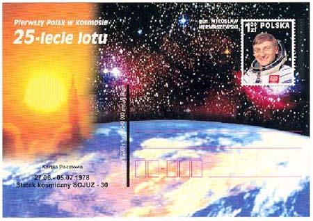 Kosmos 3/2003: Novinky ze světových pošt