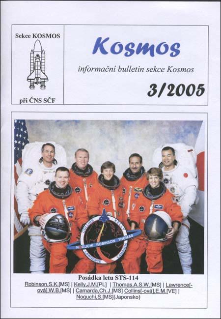 Kosmos 3/2005
