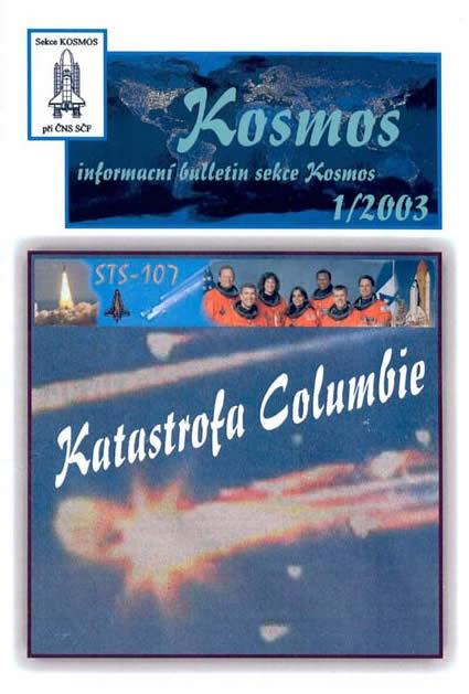 Kosmos číslo 1/2003