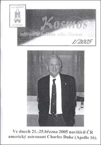 Kosmos číslo 1/2005