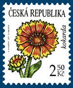 Krása květů - Kokarda