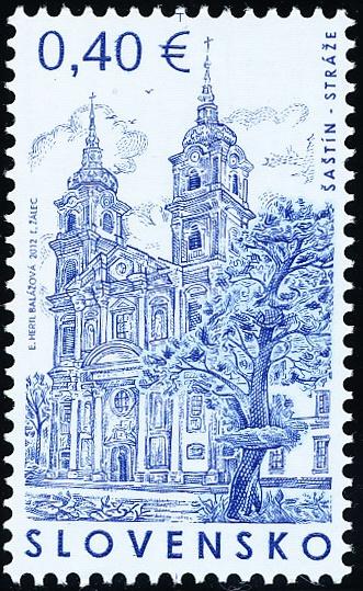 Krásy našej vlasti: Bazilika Sedembolestnej Panny Márie v Šaštíne