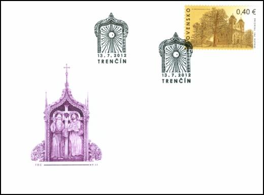 Krásy našej vlasti: Skalka pri Trenčíne