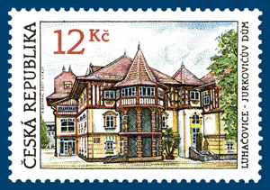 Krásy naší vlasti: Lázně - Luhačovice - Jurkovičův dům