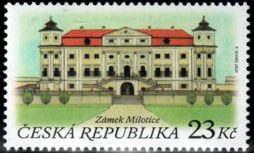Krásy naší vlasti - Státní zámek Milotice u Kyjova