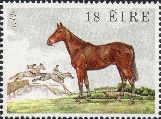 Legendární britské dostihové koně