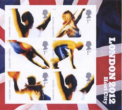 Londýn, olympijské město 2012