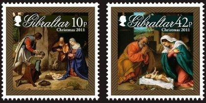 Loňské Vánoce - evropské