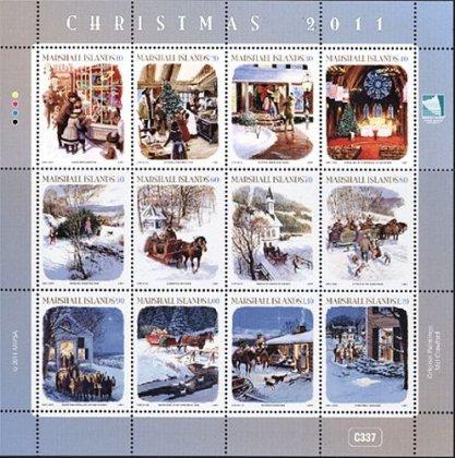 Loňské Vánoce - mimoevropské